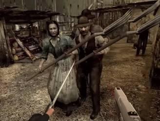 Waarom virtual reality absoluut een game als 'Resident Evil 4' nodig heeft