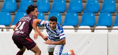 De Graafschap wint mét publiek op De Vijverberg ook vierde oefenduel; 2-1 tegen Telstar