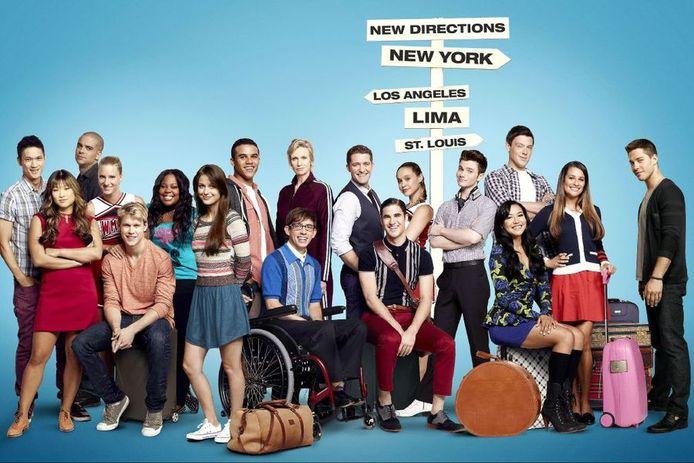Ryan Murphy was onder andere verantwoordelijk voor de hitserie 'Glee'.