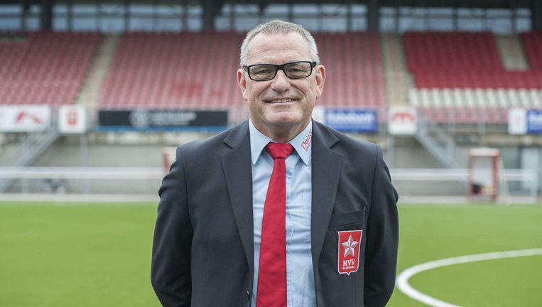 MVV-voorzitter Bert Kersten Beeld MVV