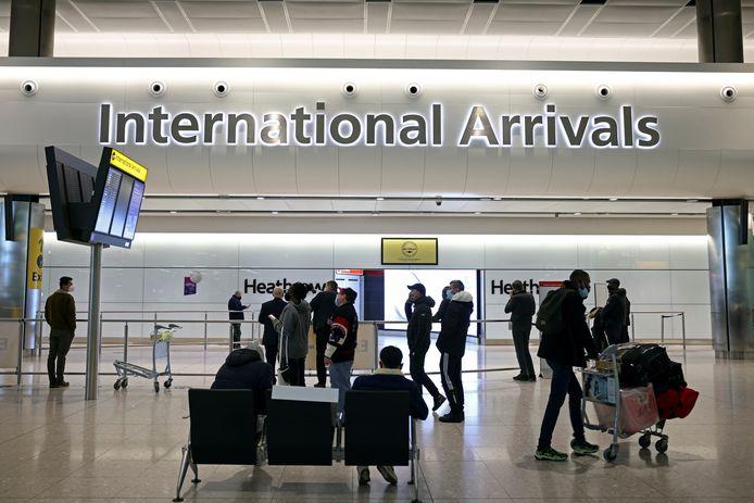 Aéroport de Heathrow (Londres)