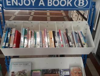 Station Tienen krijgt boekenruilkast