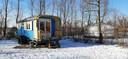 De pipowagen is een nieuw kampeermiddel op De Kermisrose.