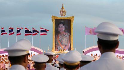 Verjaardag Thaise koningin moet (ondanks coronacrisis) volop worden gevierd