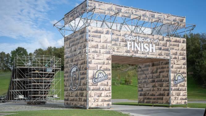 De Schorre klaar voor komst van 6.000 deelnemers van Spartacus Run