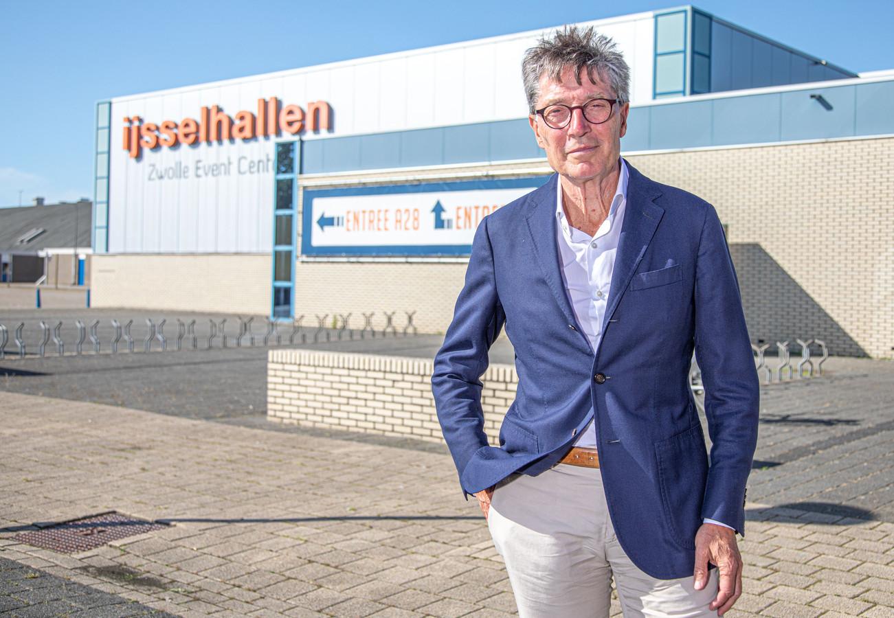 Grote beurzen en evenementen zullen in de IJsselhallen niet terugkeren, maar met kleine, regionale activiteiten blijft de loop er tot 2023 in, ontvouwt Libéma-directeur Dirk Lips de plannen voor de resterende jaren.
