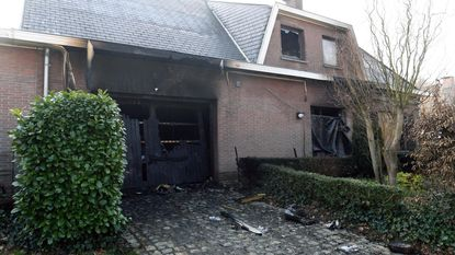 Woning onbewoonbaar na garagebrand