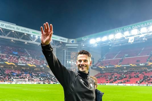 Markus Rosenberg zwaaide gisteravond in Kopenhagen definitief af als profvoetballer.