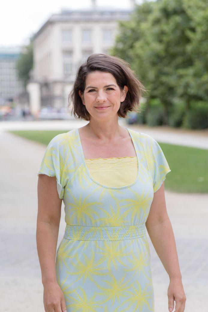 Lotte Stoops, Brussels parlementslid voor Groen.