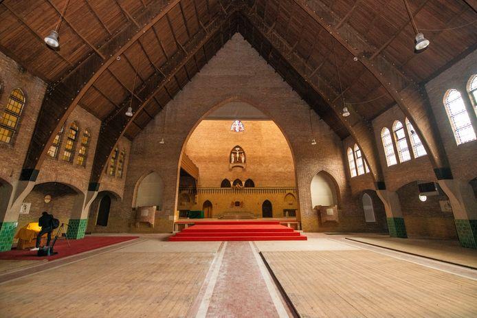 In de Jozefkerk komen 30 zorgappartementen