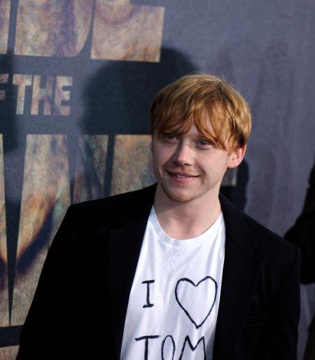 Harry Potter-acteur Rupert Grint duikt op in de Efteling