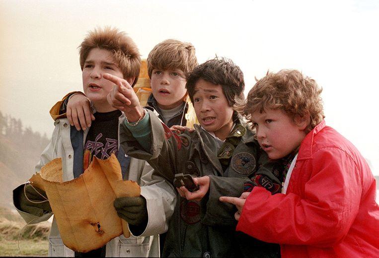 The Goonies (1985) Beeld