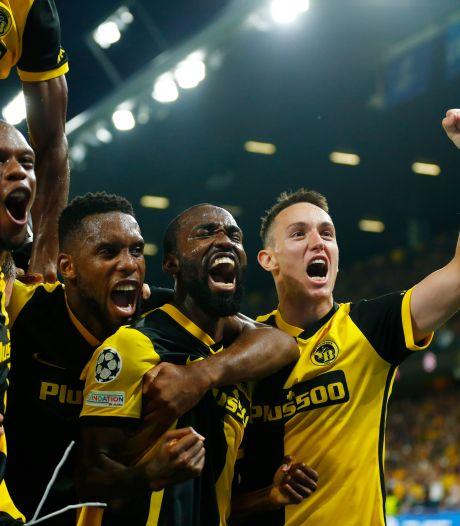 Première sensation en C1: Man Utd renversé par Berne malgré un but de Ronaldo