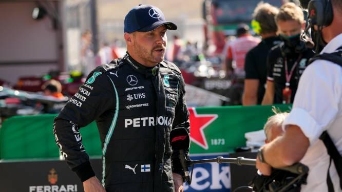 Valtteri Bottas vertrekt bij Mercedes en maakt overstap in Formule 1