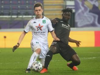 """Hannes Van Der Bruggen (Cercle Brugge) tussen de beker en de behoudsstrijd: """"Vooral tweede helft in Anderlecht onthouden"""""""