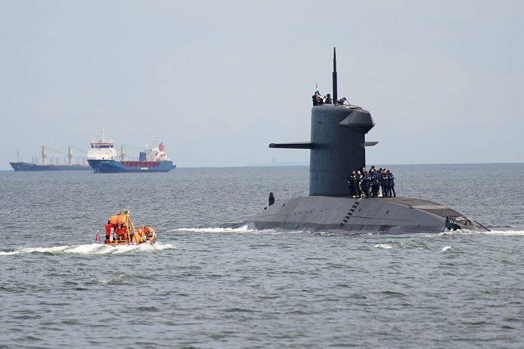 Kabinet gaat verder met drie bouwers voor onderzeeboten
