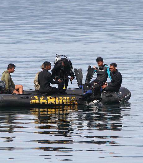 Indonesië vindt gezonken veerboot