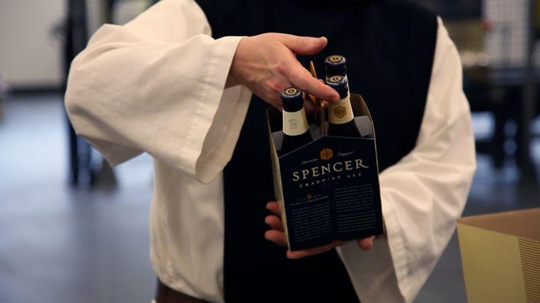 Het Amerikaanse Spencer mag zich sinds december 2013 trappist noemen. Beeld Spencer Brewery
