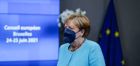 Geen meerderheid voor plan Merkel voor EU-top met Poetin