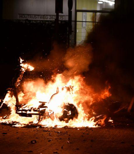 Brandweer 200 keer uitgerukt sinds vreugdevuur in Duindorp werd afgeblazen
