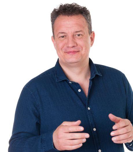 Columnist Maikel Harte: 'Als mensen met mij in gesprek willen, doe ik dat'