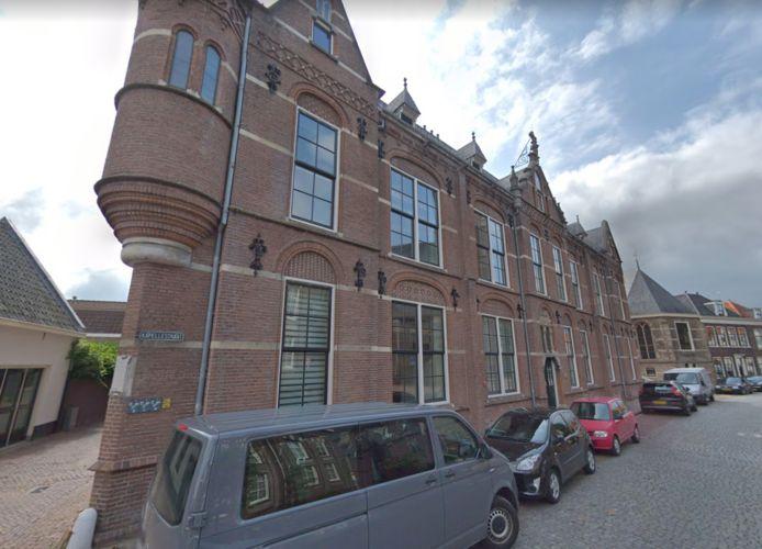 De Kapellestraat in Oudewater.