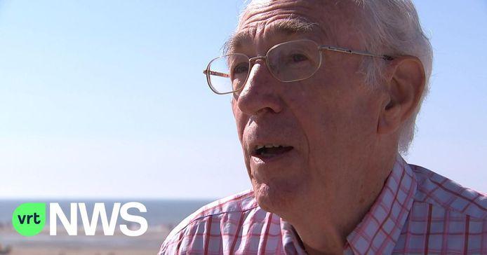 Le climatologue André Berger (UCL)