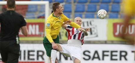 Willem II heeft er echt voor geknokt: meeste duels van alle clubs uitgevochten