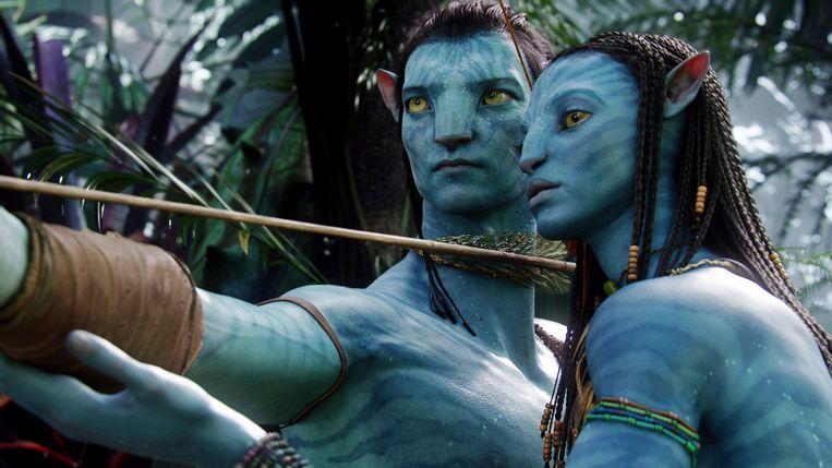 'Avatar' is al sinds 2009 de kampioen in het box office.