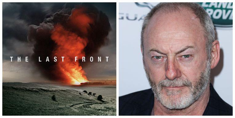 Liam Cunningham speelt een hoofdrol in 'The Last Front'