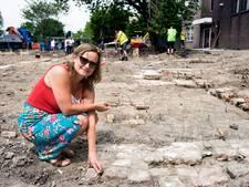 Opgraving rond Marekerk legt sporen middeleeuwse woningen bloot