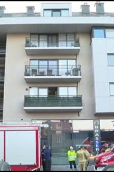 Incendie dans un immeuble à Tubize: un homme entre la vie et la mort, la piste criminelle privilégiée
