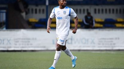 """Lucky Omeruo schiet efficiënt City Pirates voorbij Zwevezele naar vijfde ronde Croky Cup: """"Ik mik nog hogerop"""""""