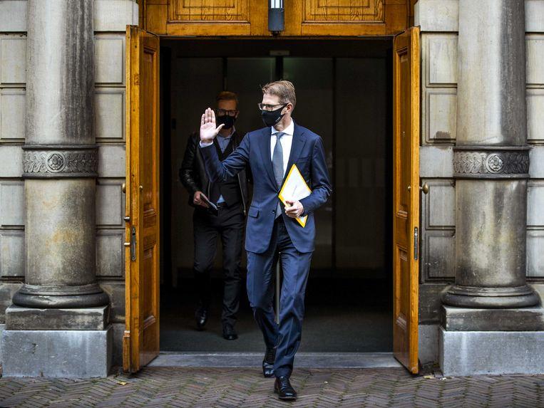 Minister voor Rechtsbescherming Sander Dekker. Beeld ANP
