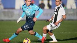 """Na moeilijke maanden voelt Timothy Castagne zich weer goed bij Atalanta: """"Als ik vertrek, is het naar topclub"""""""