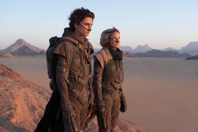 'Dune': 'Grootse cinéma!' Beeld Chiabella James