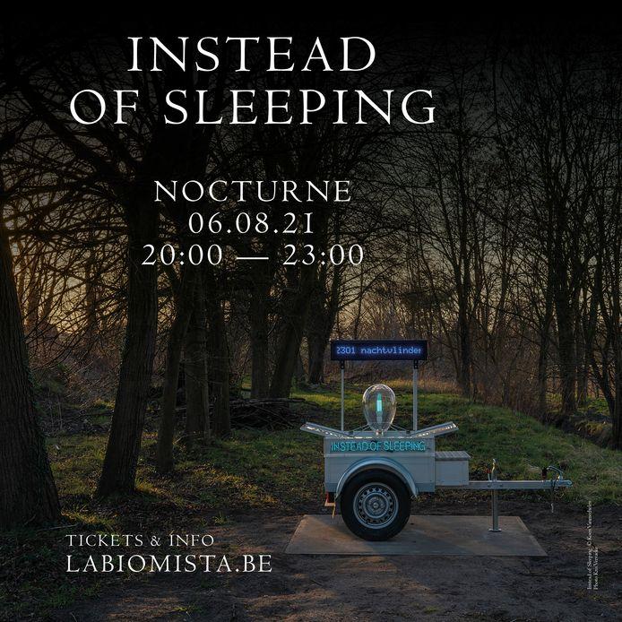 De nocturne van Labiomista gaat door op 6 augustus tussen 20 uur en 23 uur.