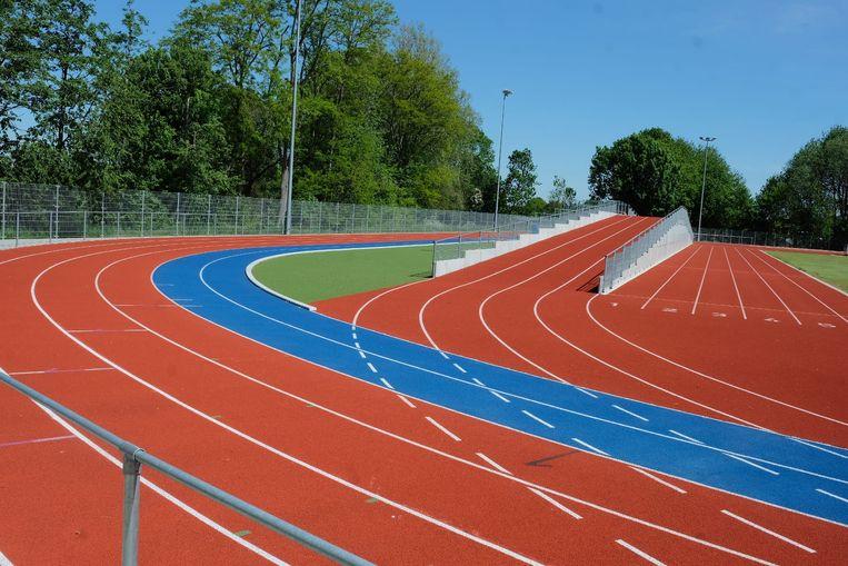 Atletiekpark Den Heurk in Overijse is opnieuw toegankelijk voor sporters.