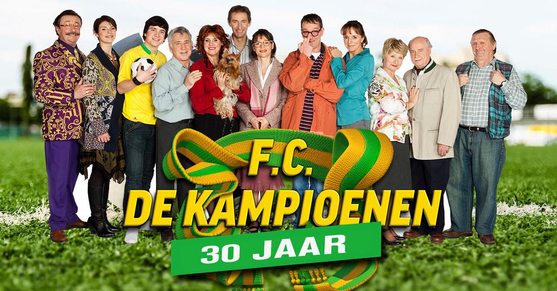 FC De Kampioenen Beeld Getty Images/iStockphoto