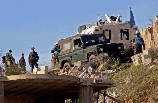 Archieffoto: de Belgische militairen kwamen in een ravijn terecht