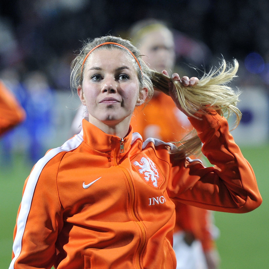 Womens EURO - Anouk Hoogendijk - UEFA.com