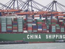 Containerreus Globe is alweer doorgereisd