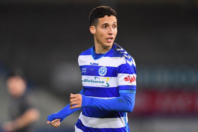 Mo Hamdaoui heeft een contract getekend bij FC Zira.