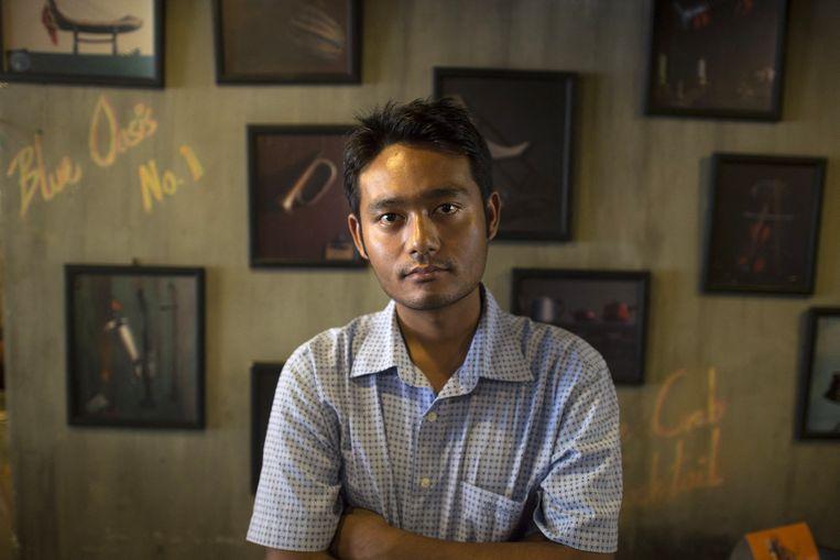 Maung Saung Kha. Beeld Hollandse Hoogte / AFP
