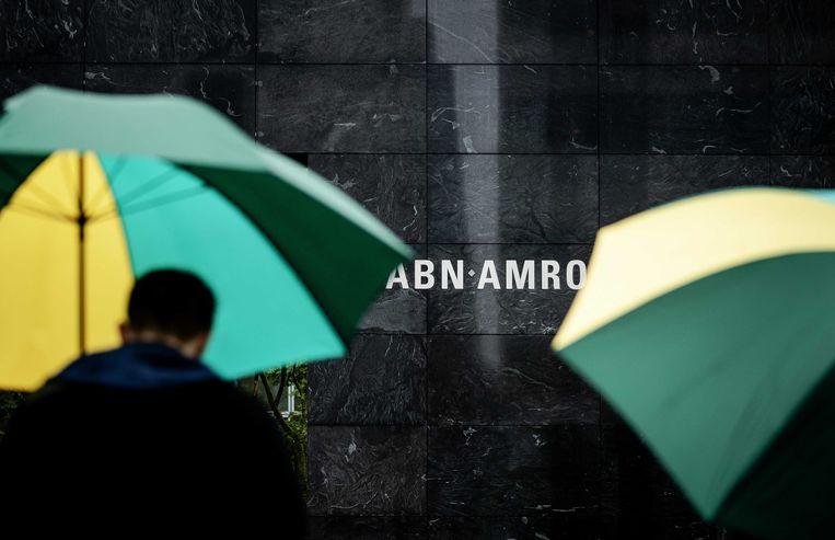 De verdwijning van onder meer ABN Amro komt door de jaarlijkse heroverweging van Euronext. Beeld ANP