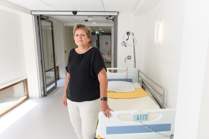 Tanja Hak, unithoofd van de intensive care van Ziekenhuisgroep Twente.