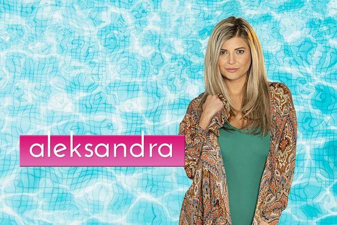 Aleksandra won het eerste seizoen van de Vlaams-Nederlandse 'Love Island'.