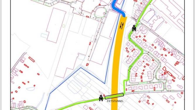 """Groen tegen nieuwe weg tussen N41 en industrieterrein Gijzegem: """"3,3 miljoen euro, dat is wel zeer duur"""""""