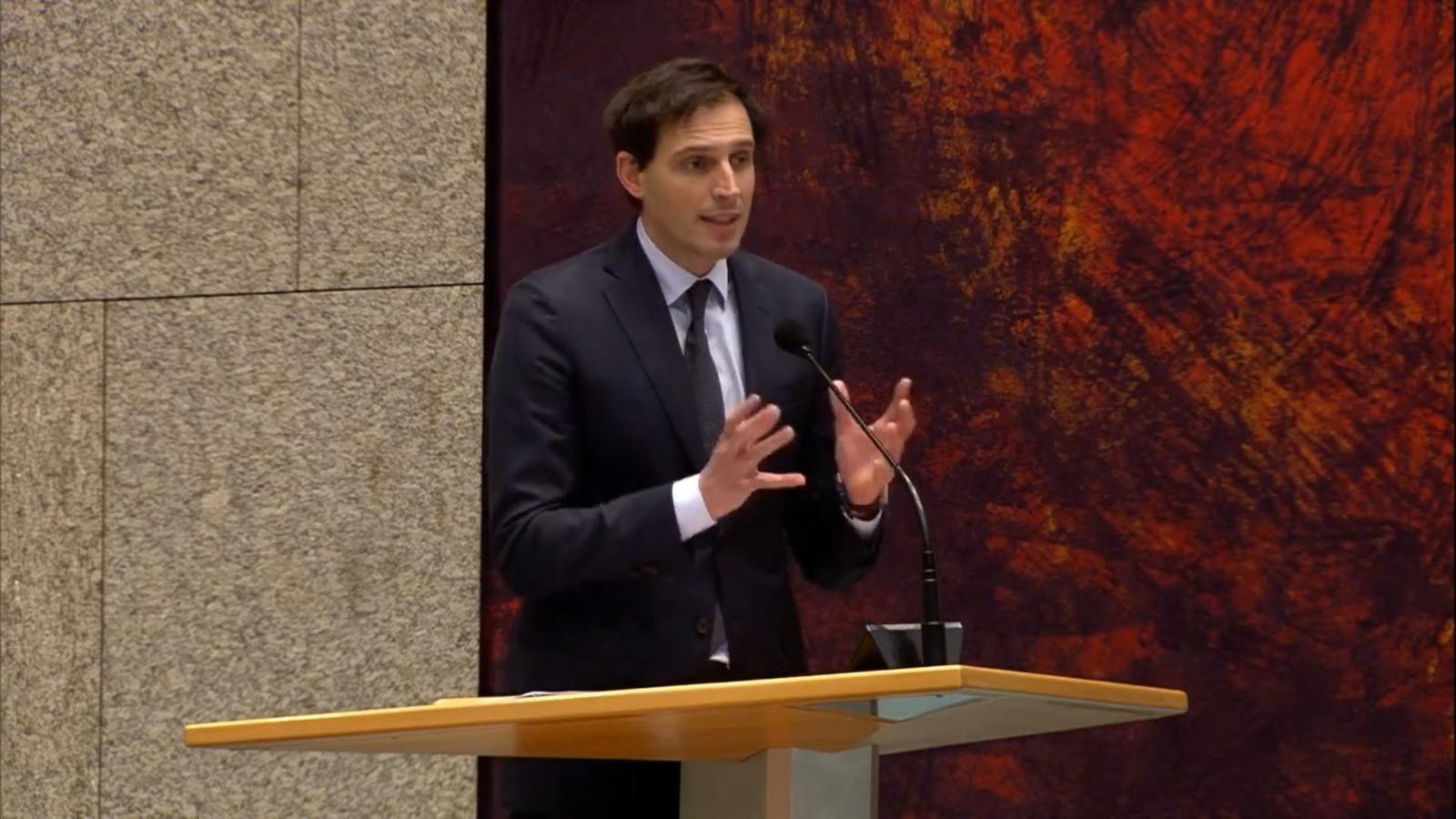 Wopke Hoekstra, lijsttrekker van CDA, wil excuses van de verkenners aan Omtzigt, de Kamer en aan het CDA.