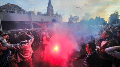 Aalsterse hooligans die twee agenten verwondden moeten stad Wezet 19.000 euro betalen